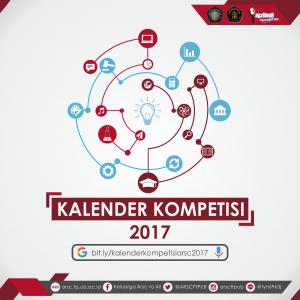 kalender kompetisi